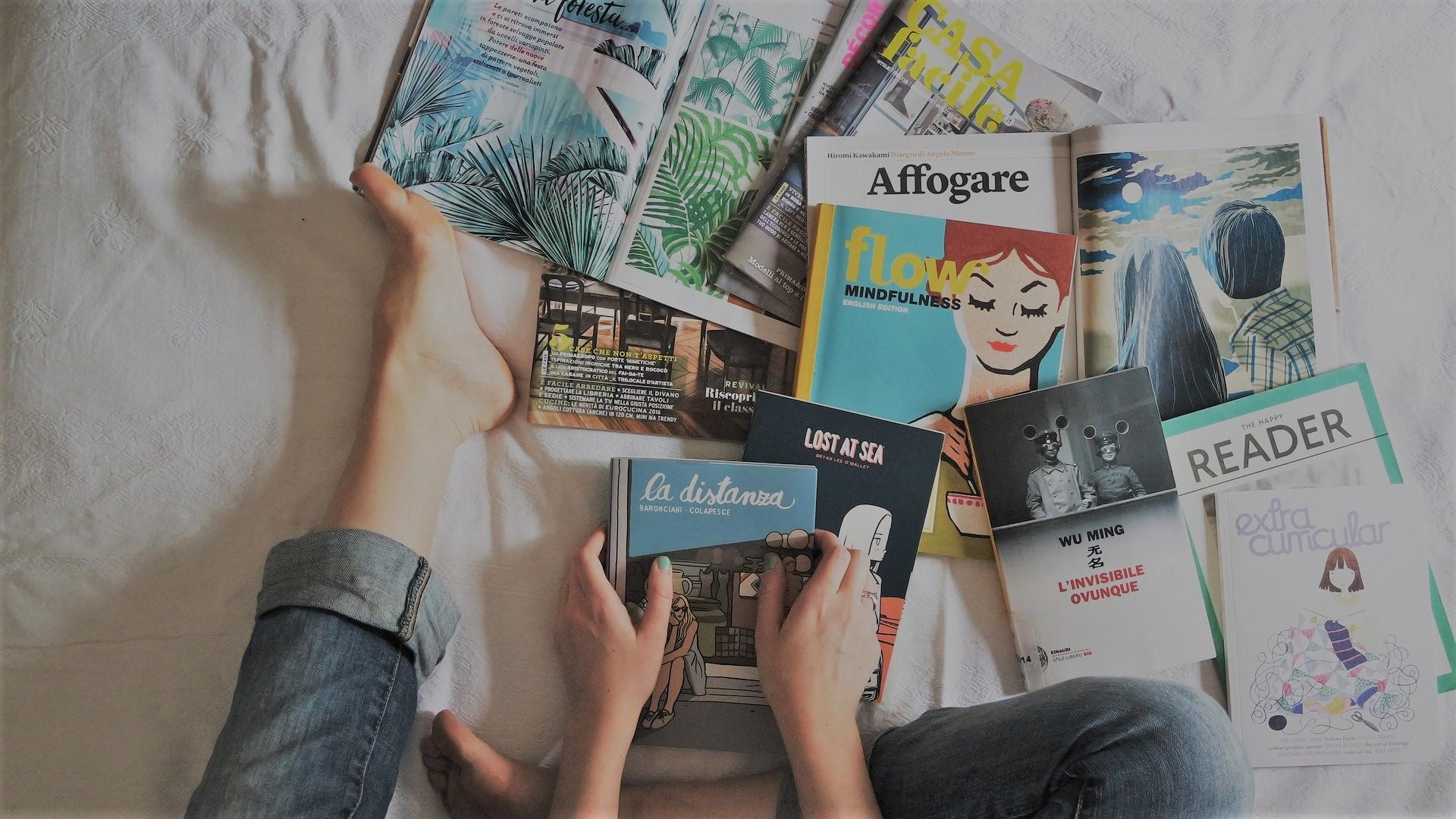 Nebenberuflich_Selbstständig_Zeitschriften_Lesen