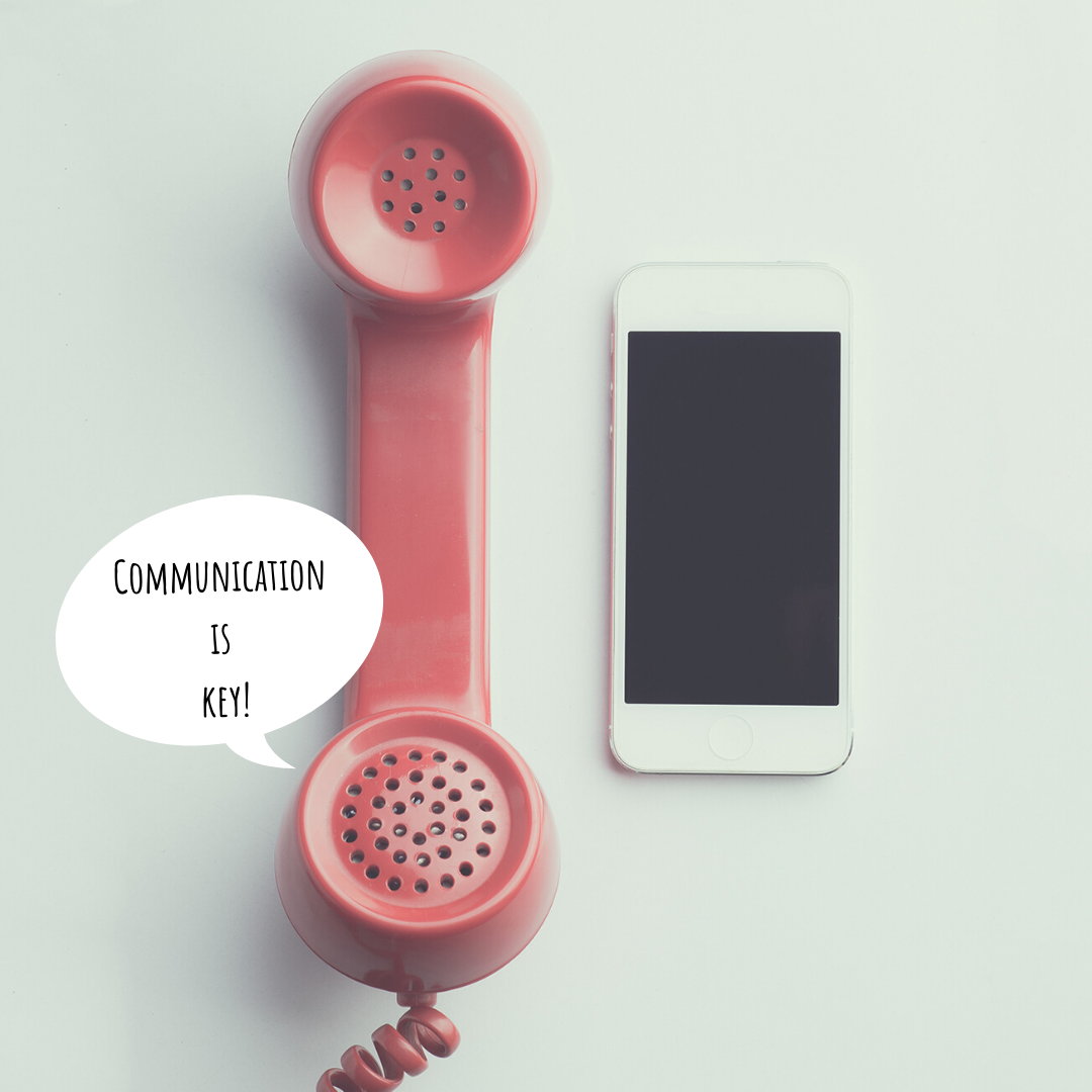 Projektplanung _Communication